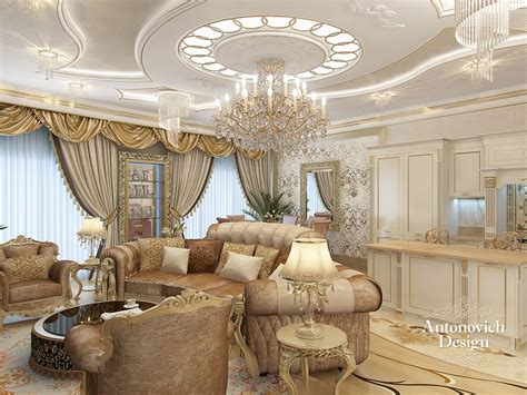 white kitchen chairs luxury house project by antonovich design