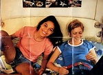 Chloe and Rosario Dawson in Kids (1995) | Movies I ...