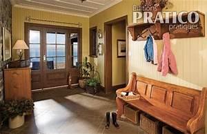 rangement dans une maison d39antan hall d39entree With idee deco entree maison 5 15 idees de rangements pratiques et astucieuses