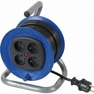 Enrouleur Electrique Leroy Merlin : ralonge electrique ~ Dailycaller-alerts.com Idées de Décoration