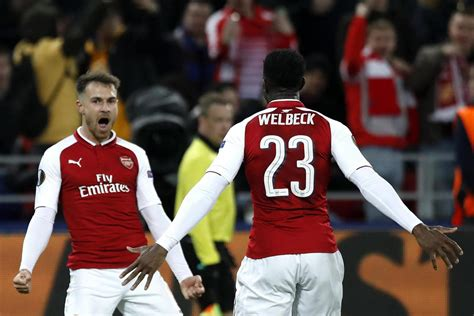 Break !! Arsenal qualify for the Europa League - last 32 despite 0: 0 against Sporting Lisbon -Nigerian - Amazing Reveal