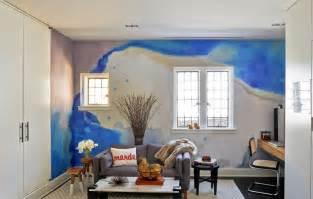 ideen wandbemalung wohnzimmer wandbemalung ideen und inspirationen 44 kreative designs