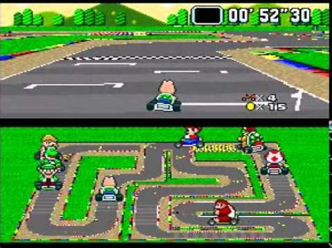 Super Mario Kart Custom Tracks