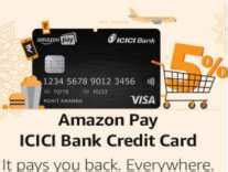You can avail amazon credit card offers on smartphones, appliances, fashion, and groceries. Rs. 500 Cashback Amazon Pay ICICI Bank Credit Cards @ Amazon