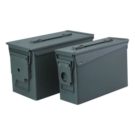 High Desert 030 And 050 Cal Steel Metal Ammo Storage Box