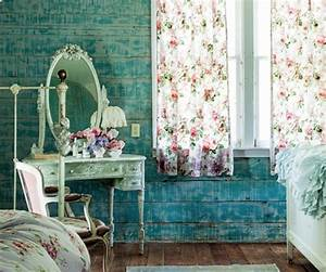 Shabby Chic Decorating Ideas And Interior Design In