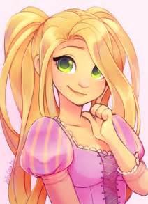 Tangled Rapunzel Anime