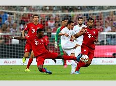 Real Madrid FC Bayern München 01 00