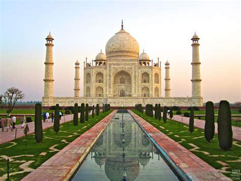 0011 Taj Mahal India 1001 Travel Destinations