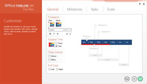 microsoft timeline template office timeline add in for powerpoint