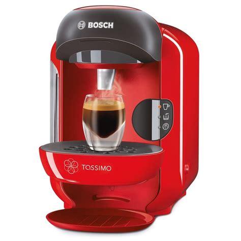 Machine Tassimo Vivy Rouge Vif : Bosch TAS1253   Tassimo