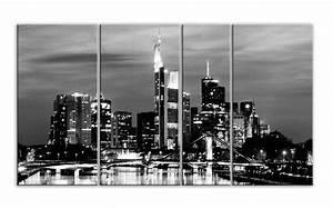 Skyline Bilder Schwarz Weiß : frankfurt skyline schwarz weiss ~ Orissabook.com Haus und Dekorationen