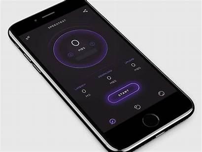 Speedometer App Dribbble Animation Lab Ui Test