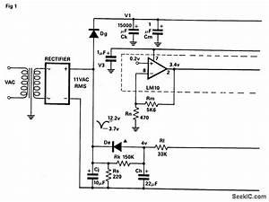 Microprocessor Power Supply Watchdog