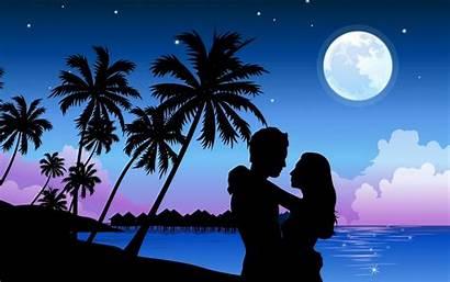 Romantic Desktop Wallpapers Wallpapersafari Evening Searches Related