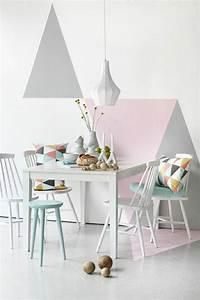 Des Couleurs Pastel : adopter la couleur pastel pour la maison ~ Voncanada.com Idées de Décoration