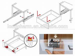 Soft Close Schublade : vollauszug soft close schubladen schublade kanal schubladenf hrung produkt id 100000330550 ~ Orissabook.com Haus und Dekorationen