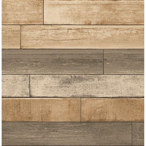 Tapete Holzoptik Verwittert by Brewster Wheat Weathered Plank Wood Texture Wallpaper 2701