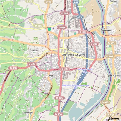 cours de cuisine villefranche sur saone plan villefranche sur saône carte ville villefranche sur saône