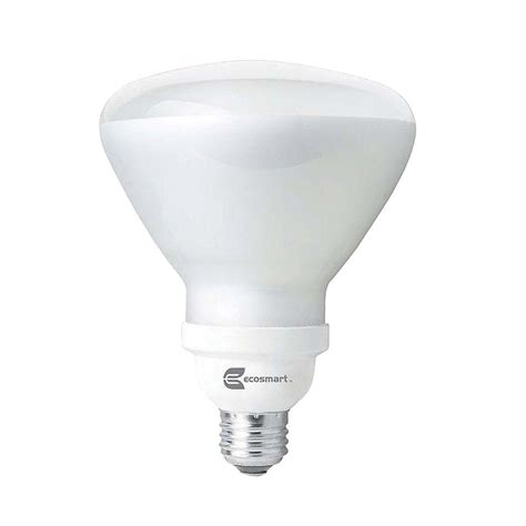 85w equivalent soft white 2700k br40 dimmable cfl light