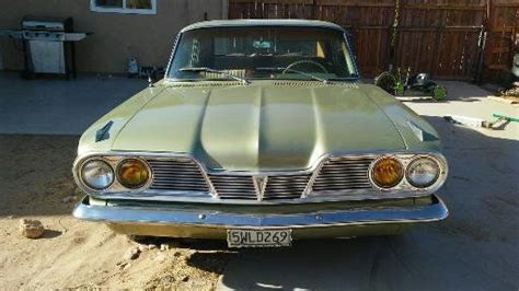 Buick 215 V8 For Sale by 1962 Pontiac Tempest Lemans Buick 215 Aluminum V8