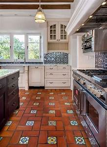 home decorating ideas the spanish style With kitchen cabinet trends 2018 combined with sports themed wall art
