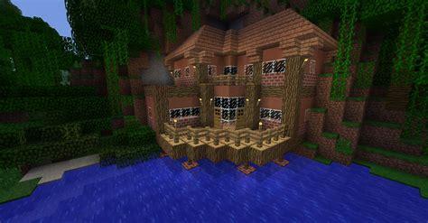 cool minecraft house ideas easy  modern