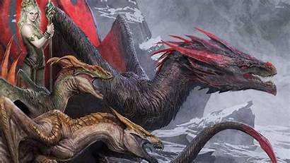 Dragon Dragons Tamer Wallpapers Queen Background Fanpop