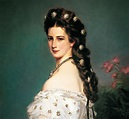 Empress Elisabeth of Austria was a tragic beauty queen
