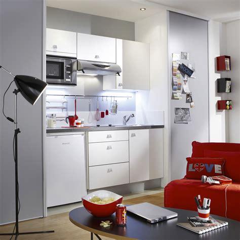 bureau etudiant cuisine 20 modèles de kitchenettes idéales pour