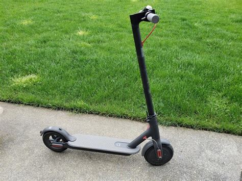 mi electric scooter mi electric scooter review complete that last mile
