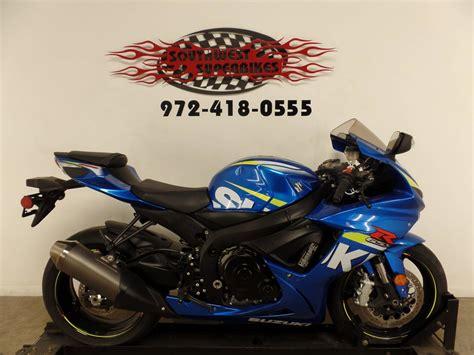 Suzuki Of Dallas by Used 2015 Suzuki Gsx R600 Motorcycles In Dallas Tx