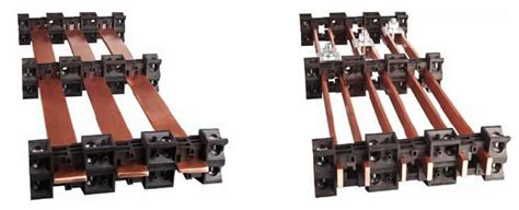 Define Bar by Geniflex 174 Busbar Supports