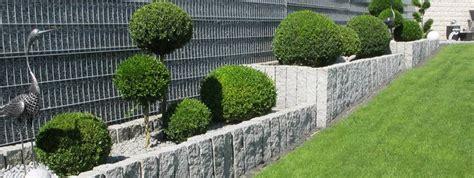 Garten Gestalten Palisaden by Granit Palisaden Und Splitt Quot Pluton Hell Quot Hauseingang