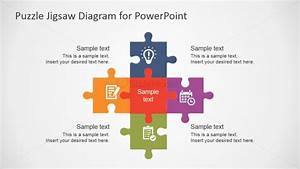 Puzzle Piece Template For Powerpoint