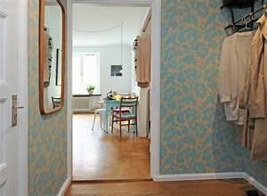 modernen flur gestalten 80 inspirierende ideen With balkon teppich mit moderne tapeten für den flur