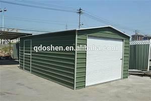Abri De Jardin Acier : garage en acier abri de jardin en acier hangar de stockage ~ Dailycaller-alerts.com Idées de Décoration