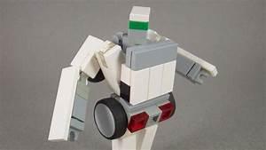 Instructions  - Lego Transformers Stepside