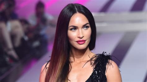 Megan Fox Completely Unrecognisable Her Upcoming