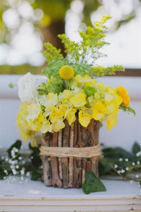 images  rustic country wedding flowers