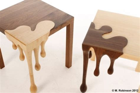 creative table  chairs design