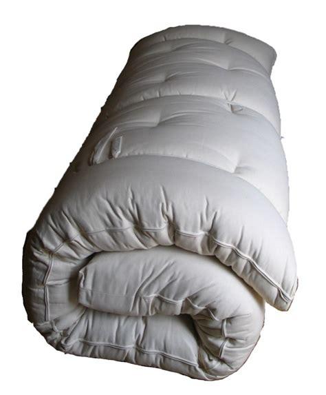 futon per bambini futon adaki 8cm per bambini 3 strati cotone vivere zen