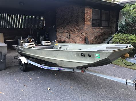 Jon Boat by Sold Expired Sold 1999 16 0 Quot Lowe Line Jon Boat