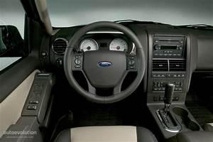Ford Explorer Sport Trac Specs