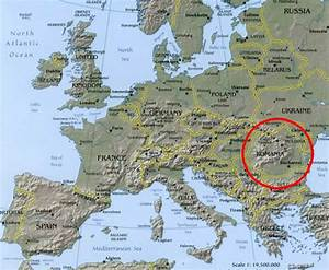 Maps of Indo-European Languages-Romanian
