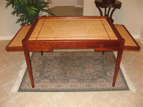 puzzle table with drawers jigsaw puzzle table with additional legroom