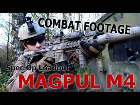 airsoft combat spec ops loadout magpul  famas  youtube