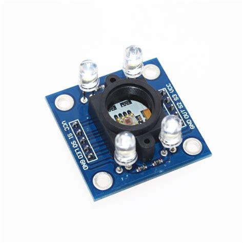 color sensor gy 31 tcs230 tcs3200 color sensor module color