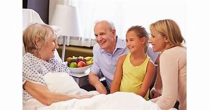 Elderly Parents Meeting Ask Elder Questions Care