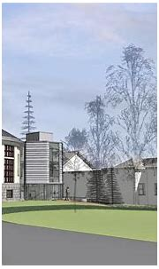 Dome Building at Rideau Hall   Robertson Martin Architects